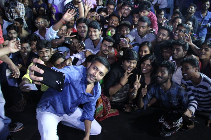 Bogan Success Celebration @ Kamala Cinemas (2)